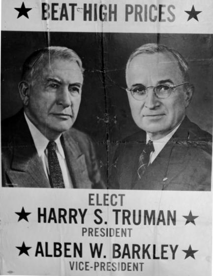 an examination of the presidencies of reagan truman and harding History shows that reagan's was  harding, nixon and reagan  all reagan needed to do was continue the tried-and-true containment policies harry s truman began.